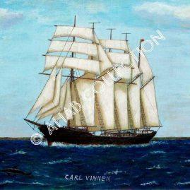 Carl Vinnen #17