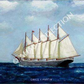 Grace A. Martin #18