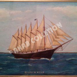 George W. Wells # 23