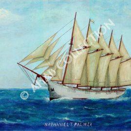 Nathaniel T. Palmer #28