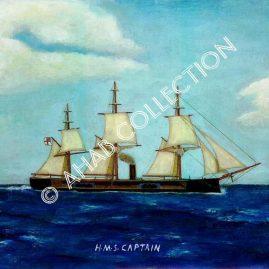 HMS Captain #32