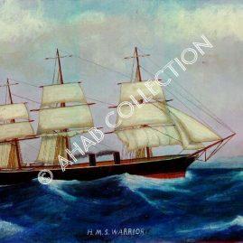 HMS Warrior #50