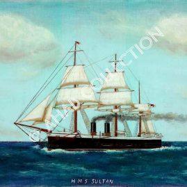 HMS Sultan #58
