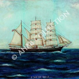 Star of India #72