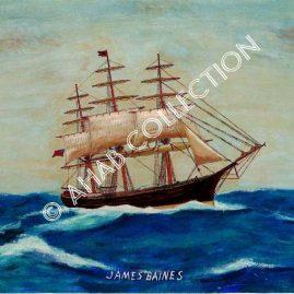 James baines #84