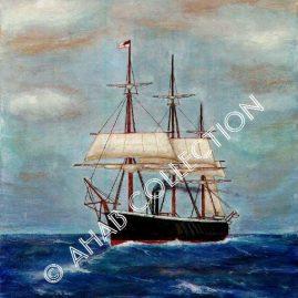 HMS Inconstant #86