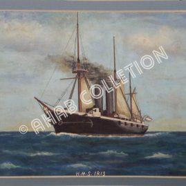 HMS Iris #71