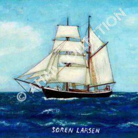 Soren Larsen #91