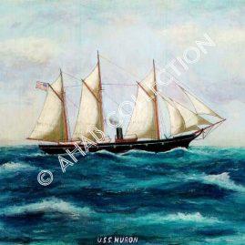 USS Huron #95