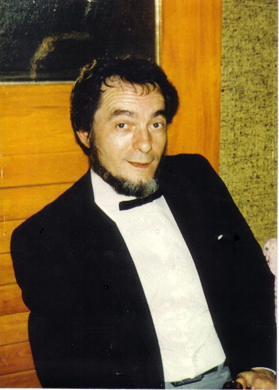 Claude Genest ca 1988